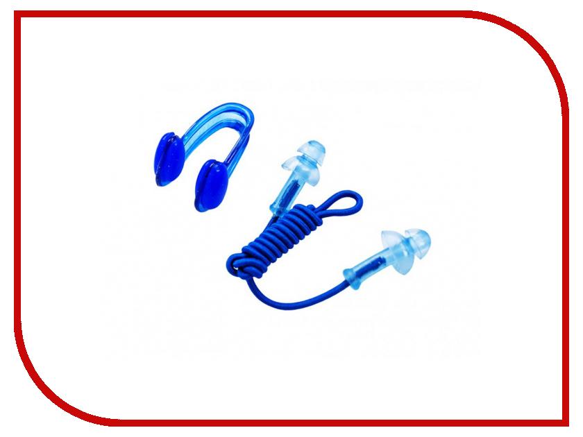 Набор беруши + зажим для носа Cressi DF200190 cressi marea and gamma snorkel combo