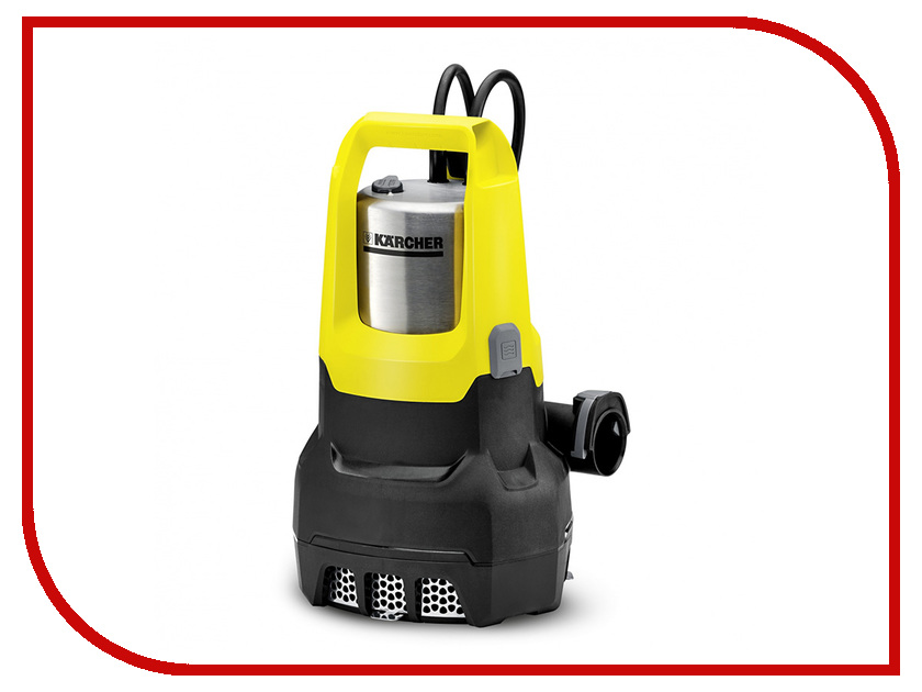 Насос Karcher SP 7 Dirt Inox 1.645-506.0