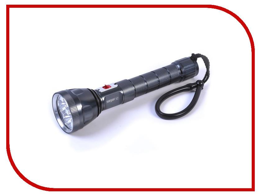 Фонарь Sargan Маргай MRG2700/004/white sargan зарядное устройство для фонаря sargan бластер 700лм для электросети