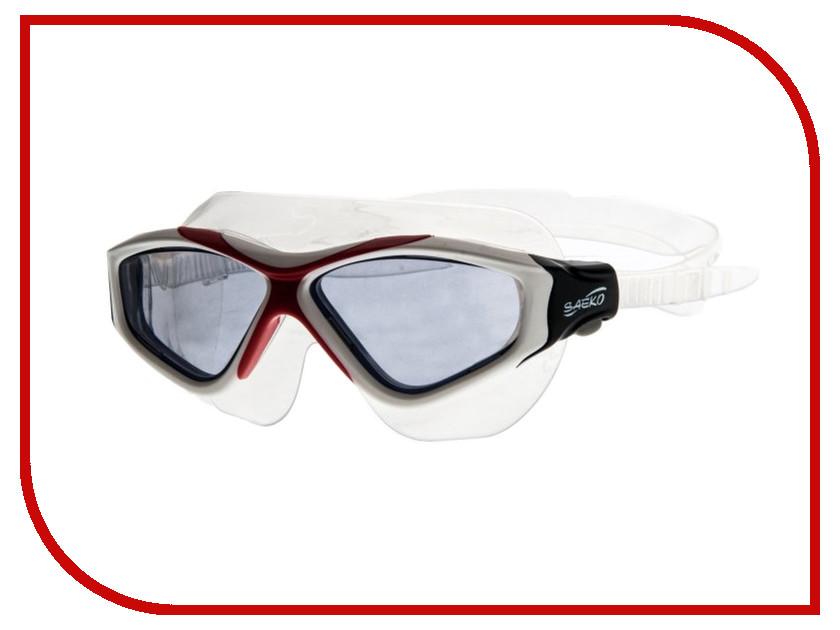 Аксессуар Saeko Marlin K9 L25 Очки White-Red PK90AZ99001