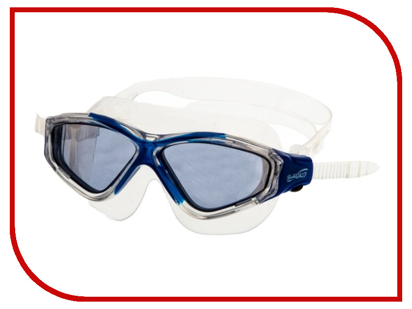 Аксессуар Saeko Marlin K9 L25 Очки Transparent Blue PK90AZ99004
