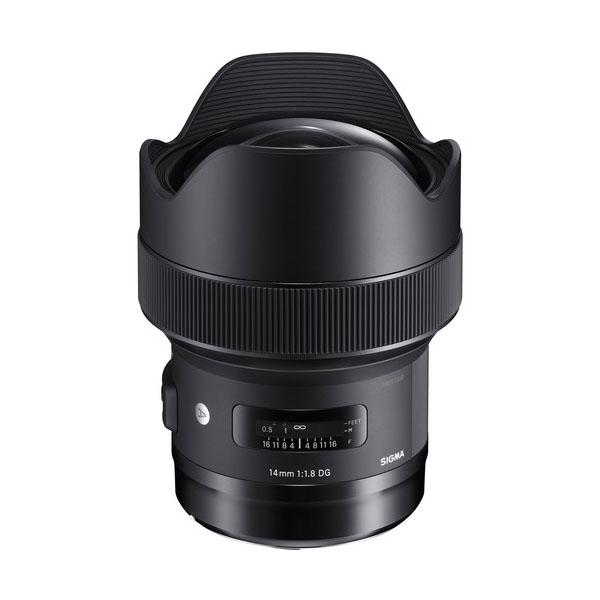 Объектив Sigma Canon AF 14 mm F/1.8 DG HSM Art EF все цены