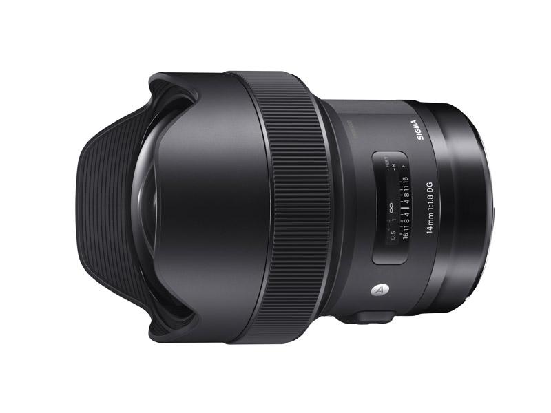 Фото - Объектив Sigma Nikon AF 14 mm F/1.8 DG HSM Art F meike fc 100 for nikon canon fc 100 macro ring flash light nikon d7100 d7000 d5200 d5100 d5000 d3200 d310