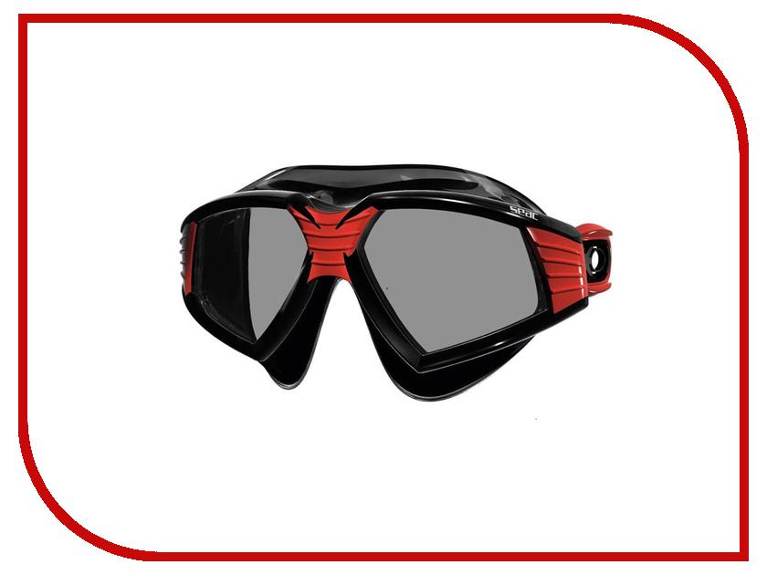 Очки Seac Sub Sonic Black Red 460010/NR seac sub sting spear gun with sling aluminum finish