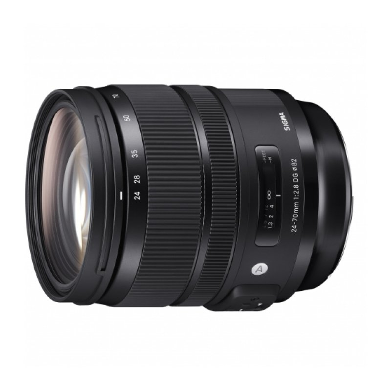 Объектив Sigma Canon AF 24-70 mm F/2.8 DG OS HSM Art EF объектив sigma af 24 70mm f 2 8 dg os hsm a canon