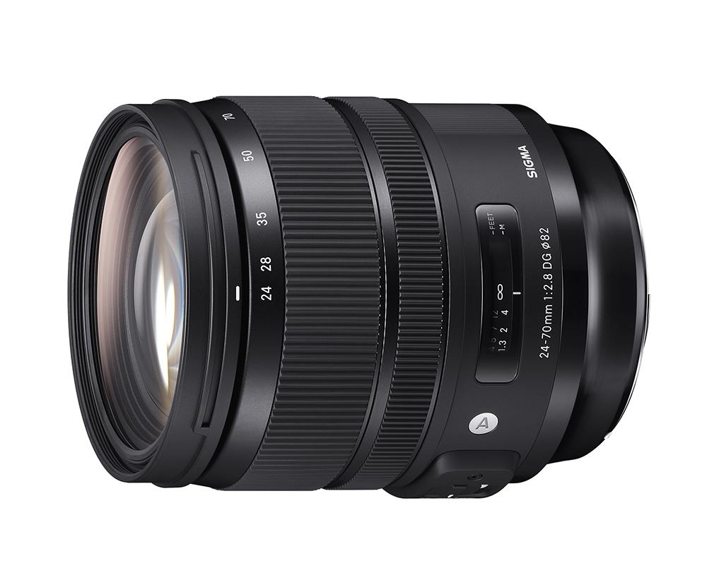 Объектив Sigma Nikon AF 24-70 mm F/2.8 DG OS HSM Art объектив sigma nikon af 105 mm f 1 4 macro dg hsm a