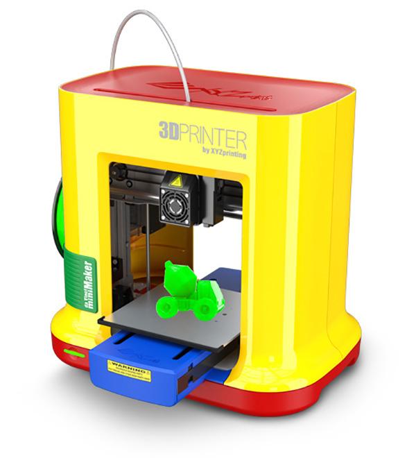 3D принтер XYZprinting Da Vinci MiniMaker