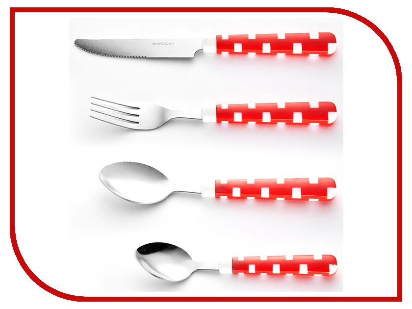 Кухонная принадлежность Webber Набор столовых приборов BE-014P25/1