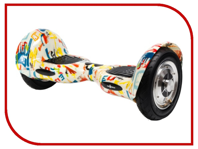 Гироскутер CarWalk Offroad Multicolor