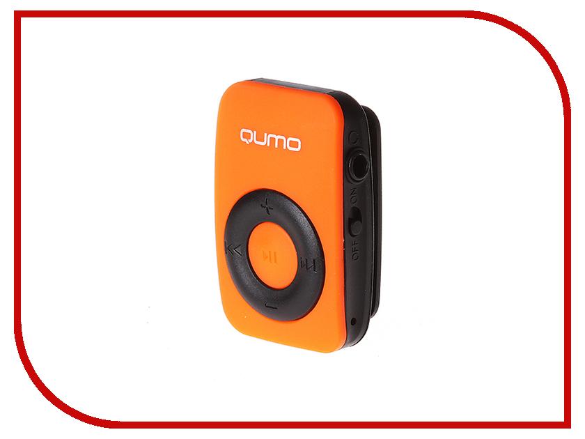 Плеер Qumo Active Orange Spark