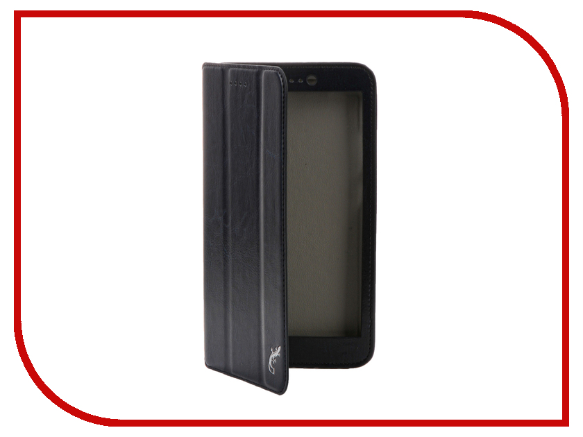Аксессуар Чехол Lenovo Tab 3 Plus 7703X/7703F G-Case Executive Dark Blue GG-794 чехлы для планшетов g case чехол g case executive для lenovo tab 3 7 0