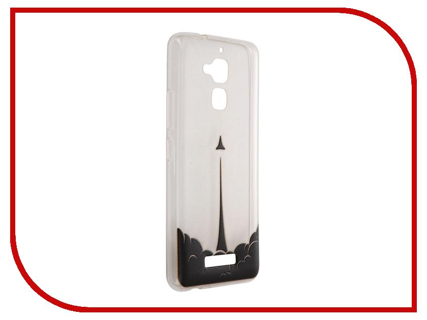 все цены на Аксессуар Чехол ASUS Zenfone 3 Max ZC520TL CaseGuru Коллекция Минимализм рис 1 89303 онлайн