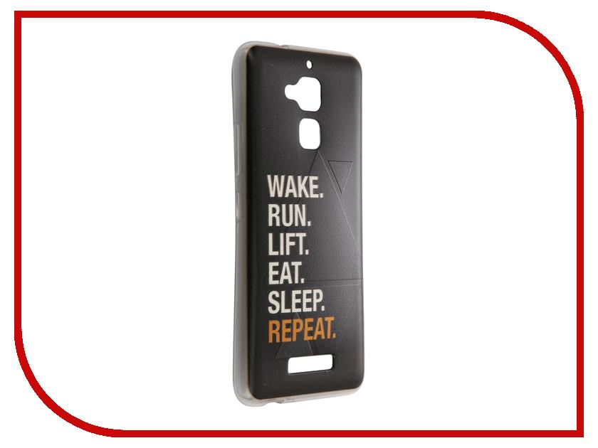 все цены на Аксессуар Чехол ASUS Zenfone 3 Max ZC520TL CaseGuru Коллекция Минимализм рис 3 89305 онлайн