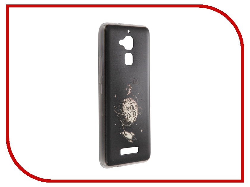 Аксессуар Чехол ASUS Zenfone 3 Max ZC520TL CaseGuru Коллекция Минимализм рис 4 89306 asus zenwatch 3 wi503q silicon