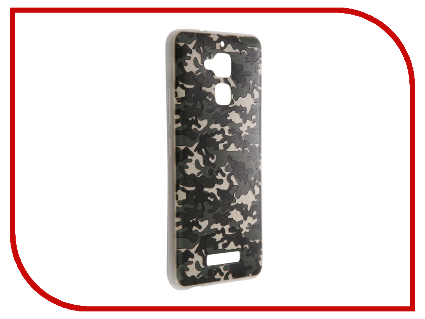 Аксессуар Чехол ASUS Zenfone 3 Max ZC520TL CaseGuru Коллекция Разное рис 3 89333 аксессуар чехол накладка asus zenfone c zc451cg cherry black 8270