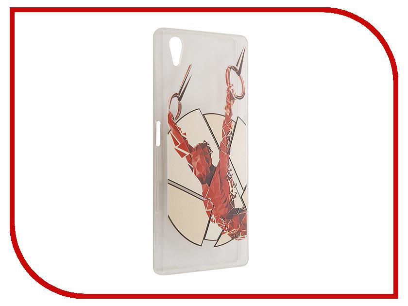 Аксессуар Чехол Sony Xperia Z5 CaseGuru Коллекция Спорт рис 1 91698