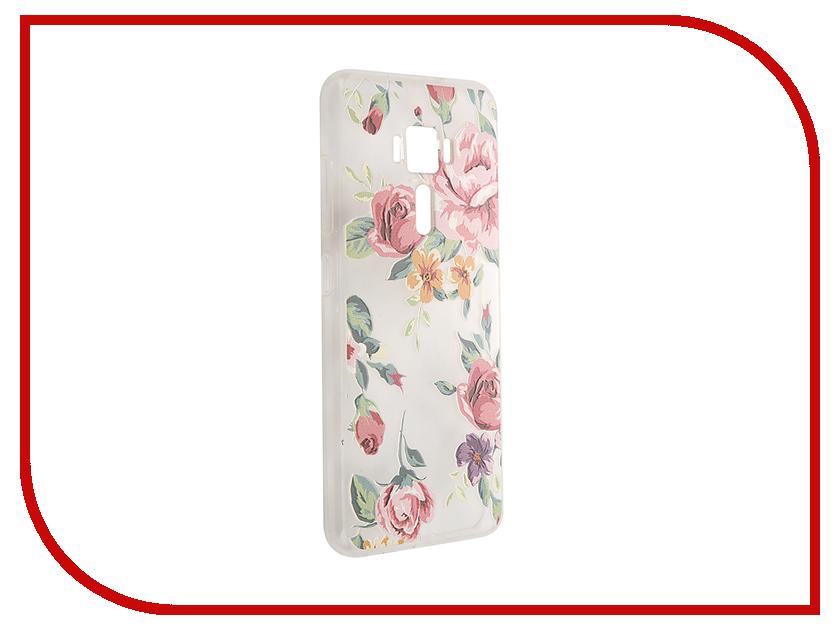 все цены на  Аксессуар Чехол ASUS Zenfone 3 ZE552KL CaseGuru Коллекция Узоры рис 4 89424  онлайн