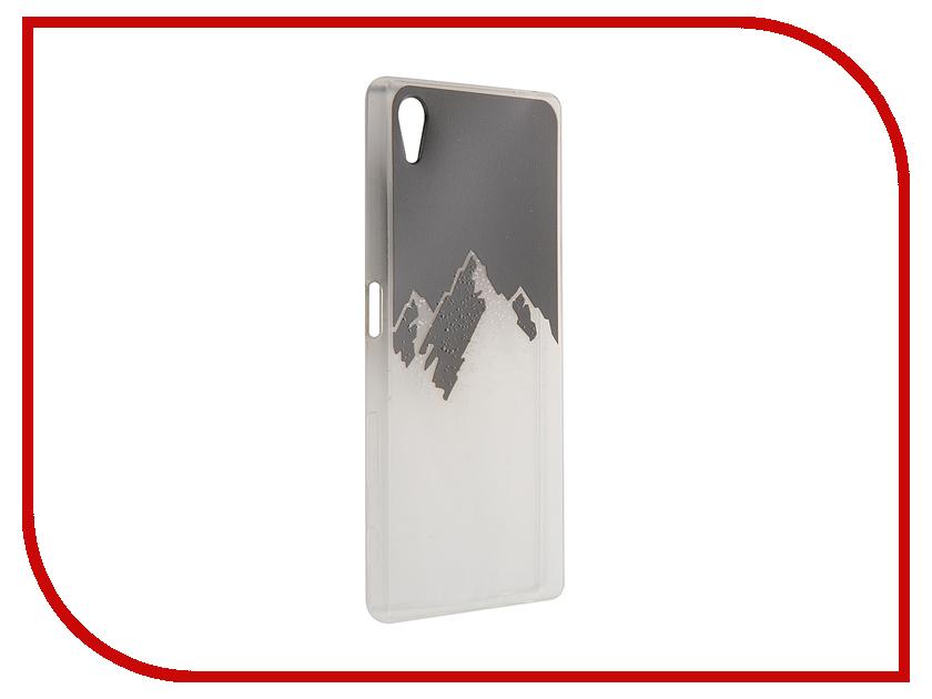 Аксессуар Чехол Sony Xperia Z5 CaseGuru Коллекция Минимализм рис 6 91680