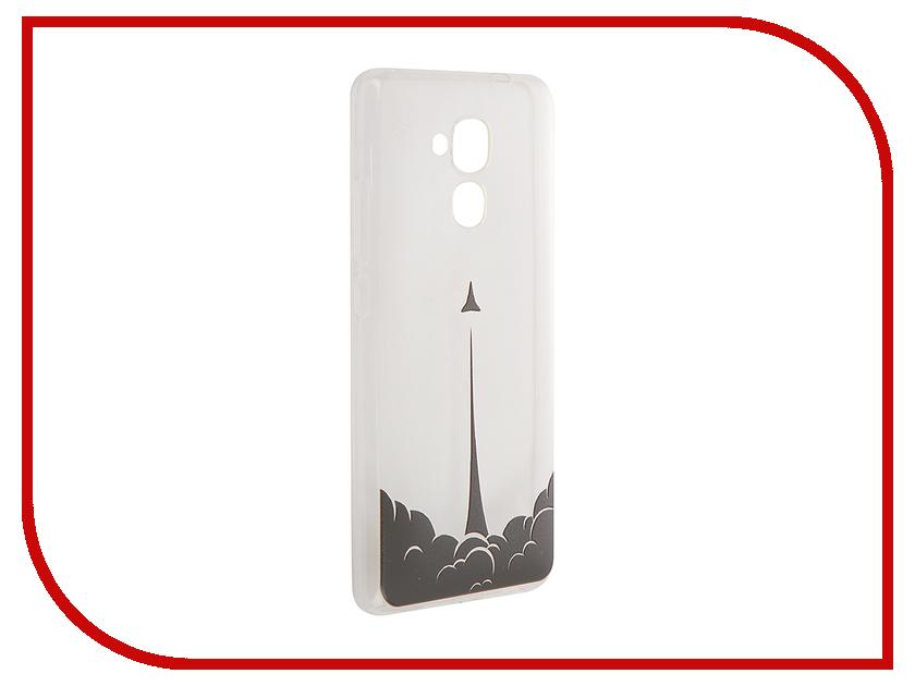 Аксессуар Чехол Huawei Honor 5C CaseGuru Коллекция Минимализм рис 1 90071