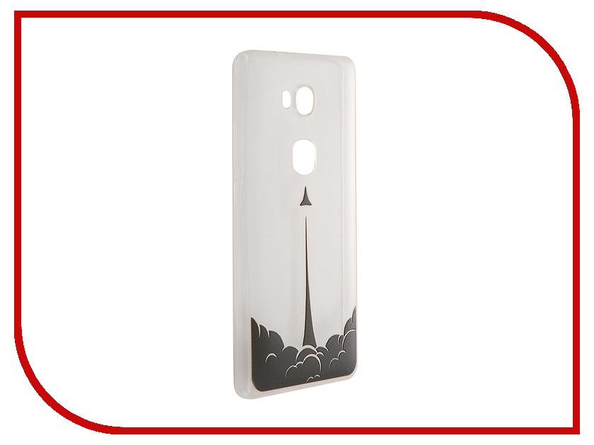 Аксессуар Чехол Huawei Honor 5X CaseGuru Коллекция Минимализм рис 1 90119
