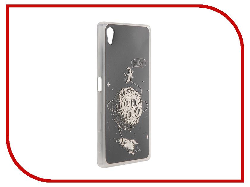Аксессуар Чехол Sony Xperia Z5 CaseGuru Коллекция Минимализм рис 4 91678<br>