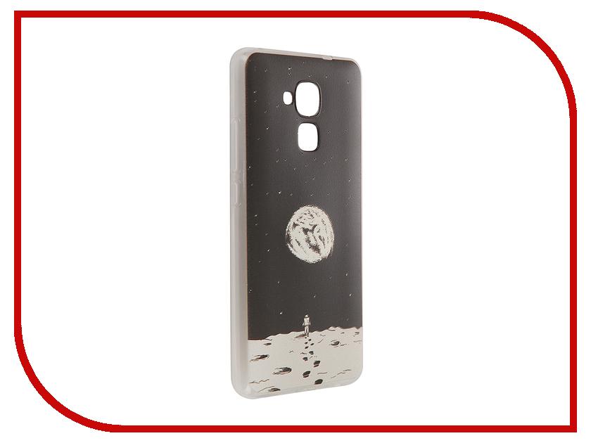 Аксессуар Чехол Huawei Honor 5C CaseGuru Коллекция Минимализм рис 7 90077 смартфон huawei honor 5c серый
