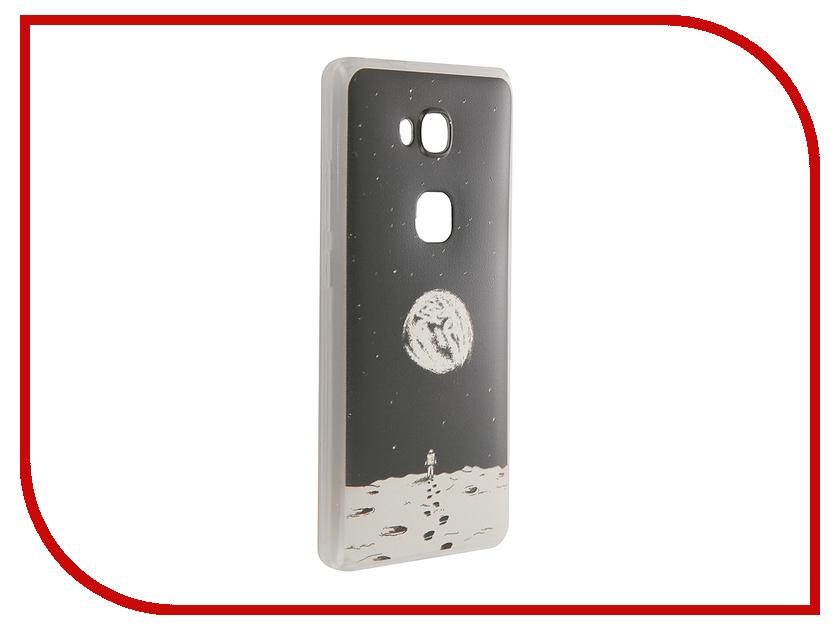 Аксессуар Чехол Huawei Honor 5X CaseGuru Коллекция Минимализм рис 7 90125 tesoro кеды для мальчика 157660 03 01 чёрный tesoro