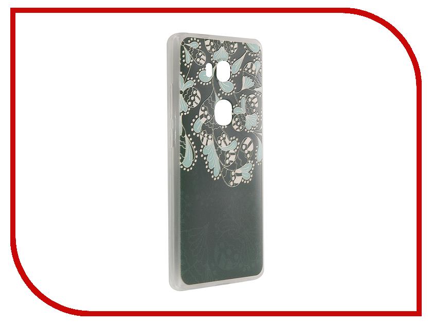Аксессуар Чехол Huawei Honor 5X CaseGuru Коллекция Узоры рис 3 90143