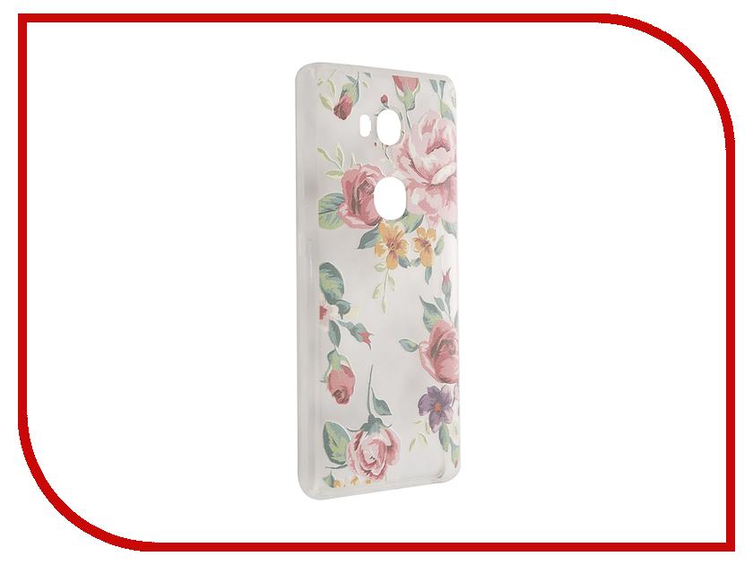 Аксессуар Чехол Huawei Honor 5X CaseGuru Коллекция Узоры рис 4 90144