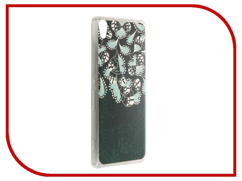 Аксессуар Чехол Sony Xperia XA CaseGuru Коллекция Узоры рис 3 89039
