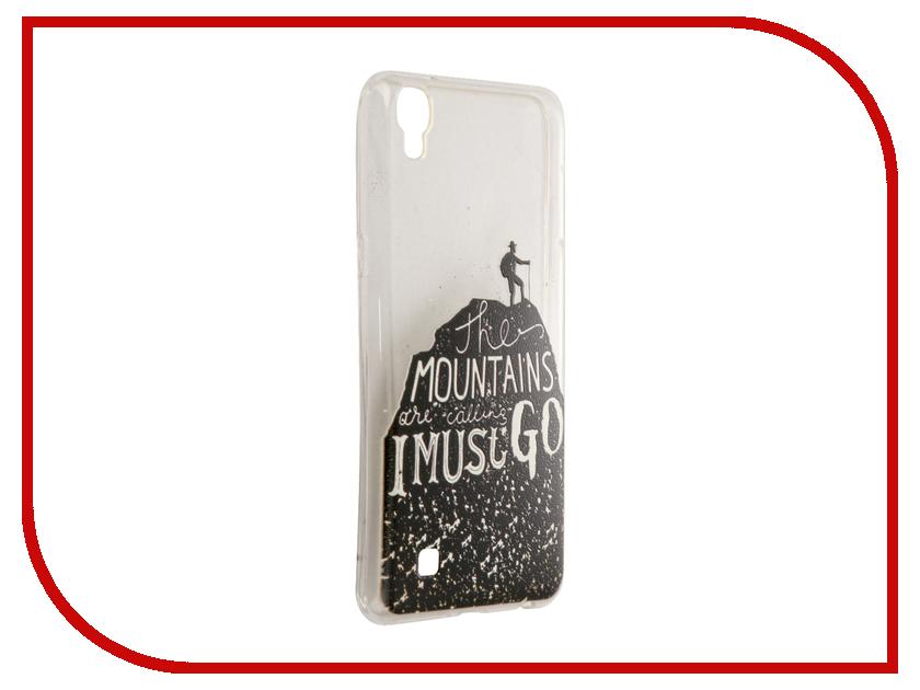 Аксессуар Чехол LG X Power CaseGuru Коллекция Минимализм рис 2 89256<br>