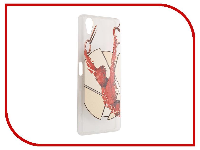 Аксессуар Чехол Sony Xperia X CaseGuru Коллекция Спорт рис 1 88985