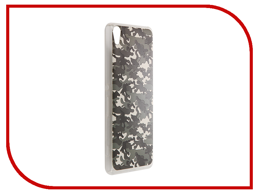 Аксессуар Чехол Sony Xperia XA CaseGuru Коллекция Разное рис 3 89045