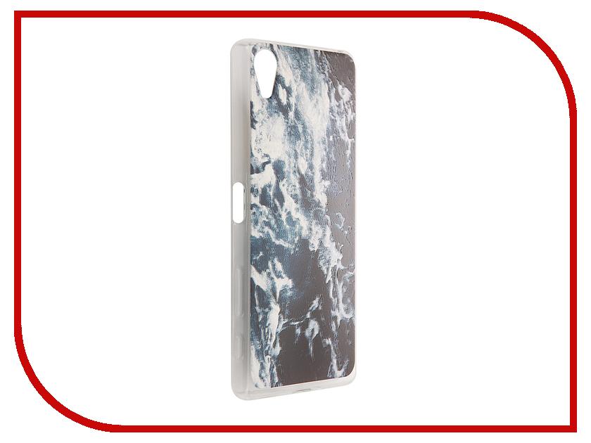 Аксессуар Чехол Sony Xperia X CaseGuru Коллекция Природа рис 3 88983
