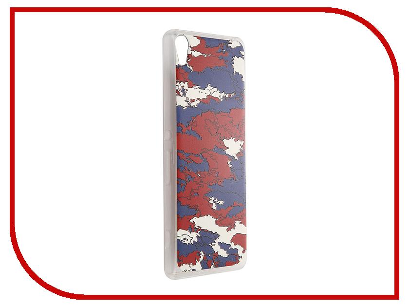 Аксессуар Чехол Sony Xperia XA CaseGuru Коллекция Патриотизм рис 2 89000