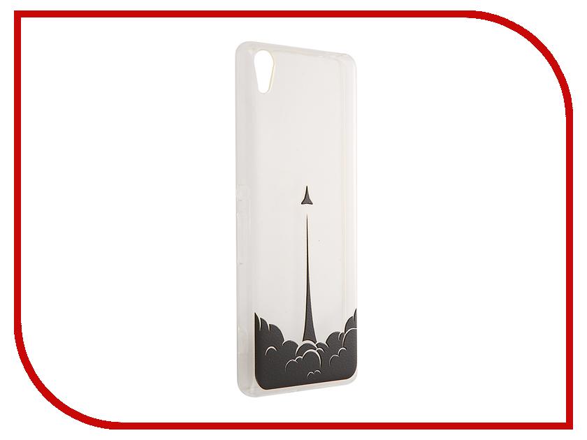 Аксессуар Чехол Sony Xperia XA CaseGuru Коллекция Минимализм рис 1 89015