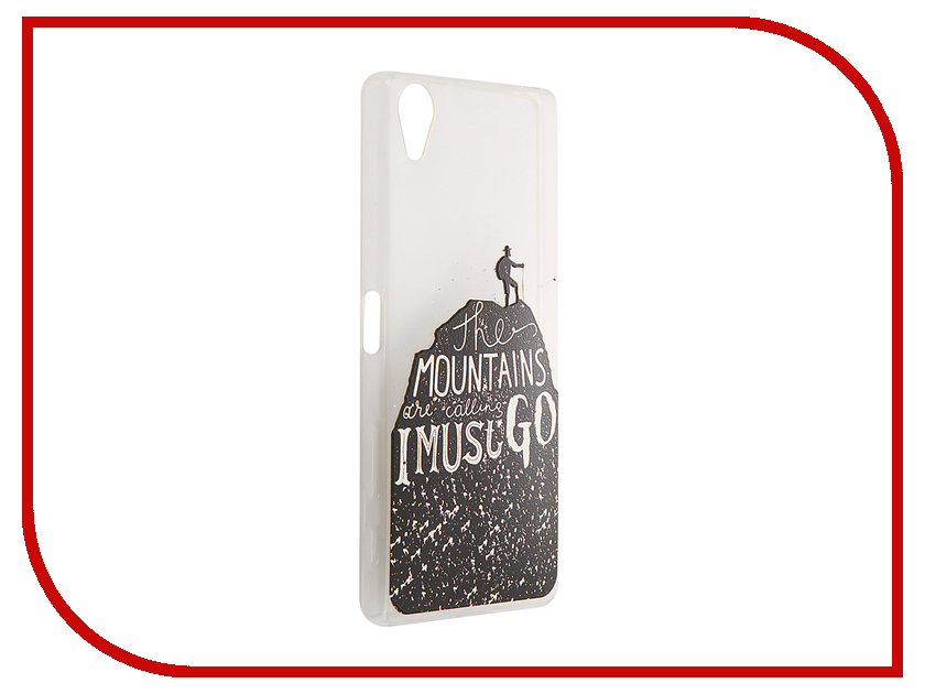 Аксессуар Чехол Sony Xperia X CaseGuru Коллекция Минимализм рис 2 88968