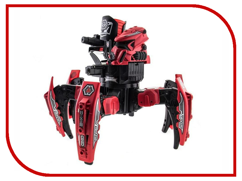 Игрушка Keye Toys Space Warrior Red KT-9001-1R toys in space