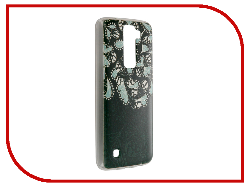 Аксессуар Чехол LG K8 CaseGuru Коллекция Узоры рис 3 89183 аксессуар чехол lg k8 zibelino classico black zcl lg k8 blk
