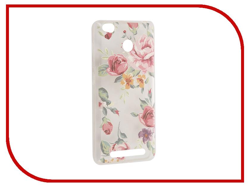 Аксессуар Чехол Xiaomi Redmi 3S CaseGuru Коллекция Узоры рис 4 89904