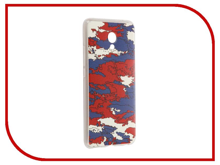 все цены на  Аксессуар Чехол Meizu MX6 CaseGuru Коллекция Патриотизм рис 2 89528  онлайн