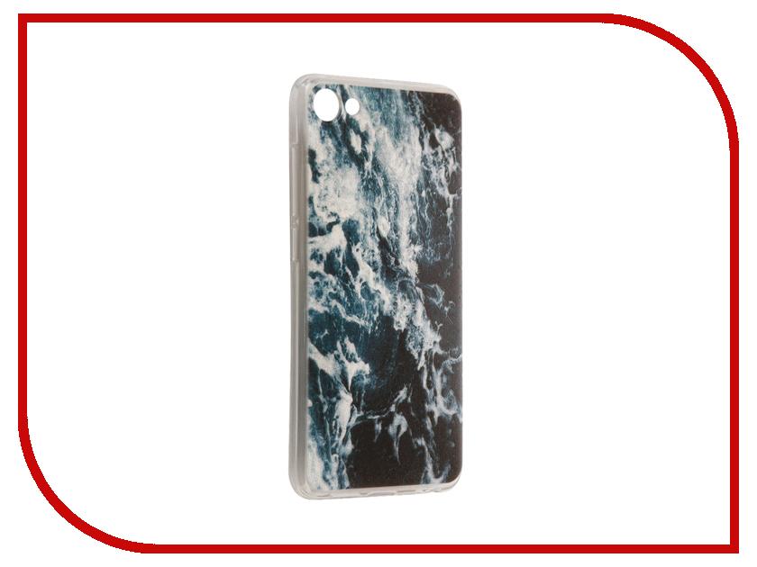 все цены на  Аксессуар Чехол Meizu U10 CaseGuru Коллекция Природа рис 3 89655  онлайн