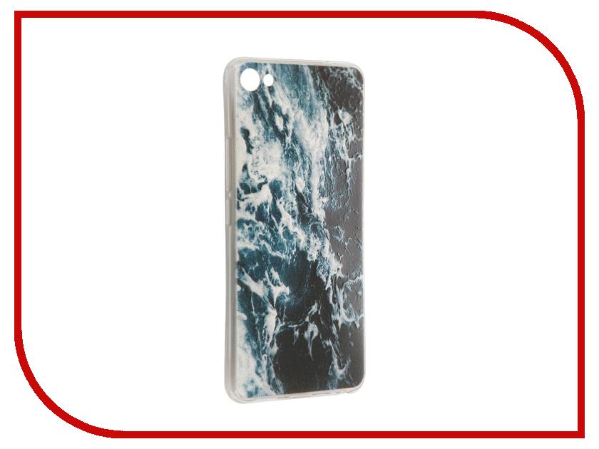 Аксессуар Чехол Meizu U20 CaseGuru Коллекция Природа рис 3 89703 u20 20 3 silicone case