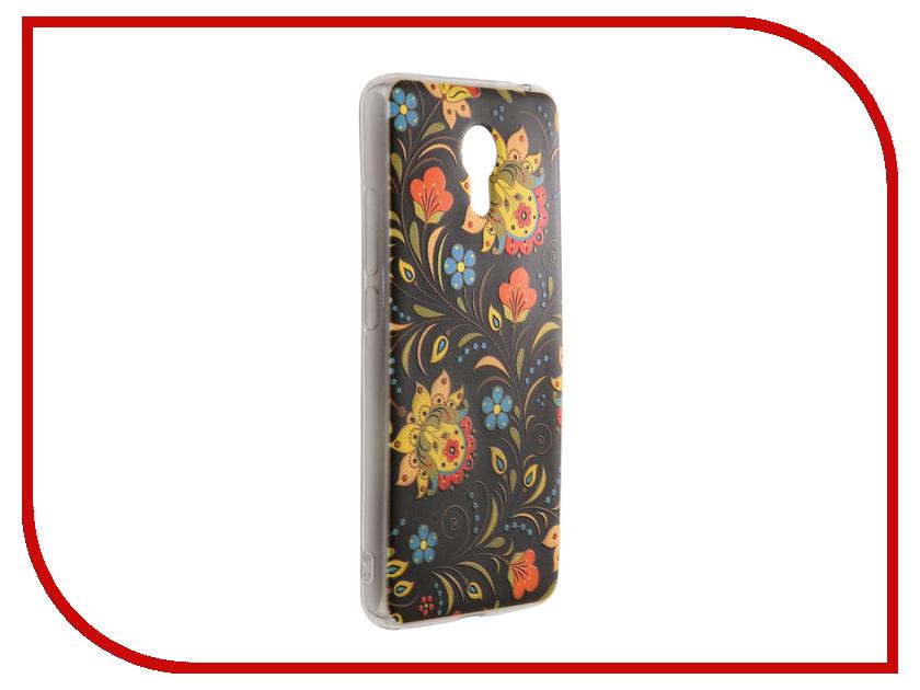 Аксессуар Чехол Meizu M3 Note CaseGuru Коллекция Узоры рис 2 89518<br>