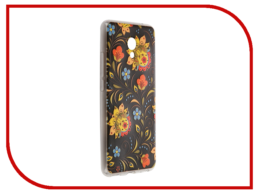все цены на  Аксессуар Чехол Meizu MX6 CaseGuru Коллекция Узоры рис 2 89566  онлайн