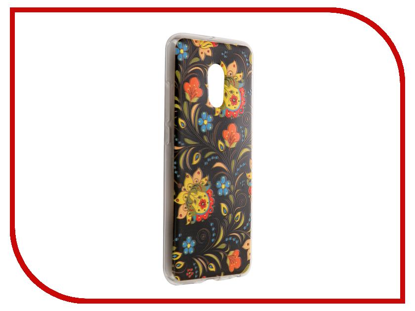 Аксессуар Чехол Meizu Pro 6 CaseGuru Коллекция Узоры рис 2 89614 meizu pro 6 red