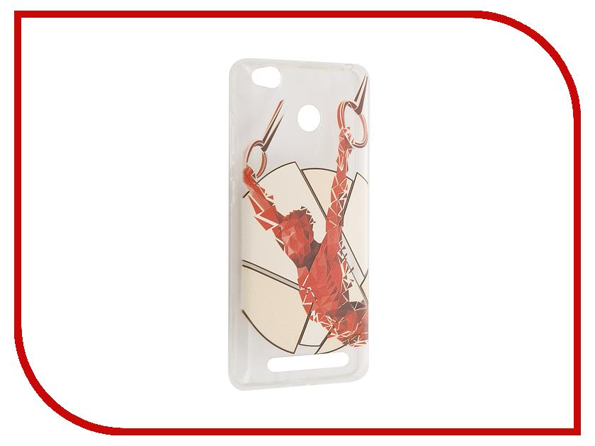 Аксессуар Чехол Xiaomi Redmi 3S CaseGuru Коллекция Спорт рис 1 89897