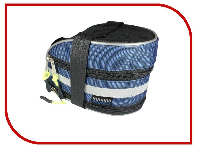 Велосумка Protect Blue 555-590