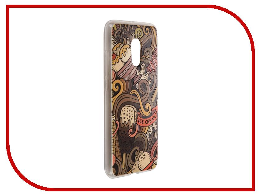 Аксессуар Чехол Meizu Pro 6 CaseGuru Коллекция Узоры рис 6 89618 аксессуар чехол meizu pro 6 aksberry