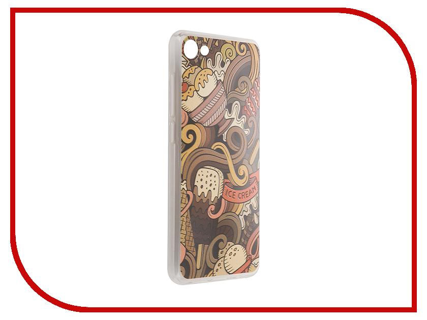 все цены на  Аксессуар Чехол Meizu U10 CaseGuru Коллекция Узоры рис 6 89666  онлайн